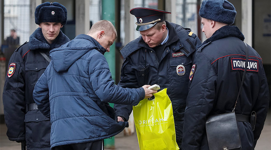 8 people detained in connection with St. Petersburg Metro bombing – official