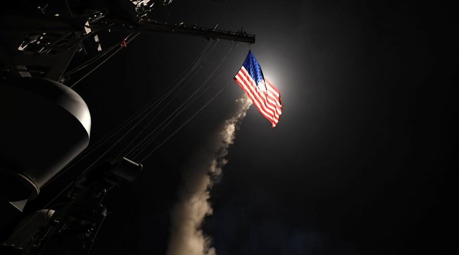 Putin believes US attack on Syria violates international law – spokesman