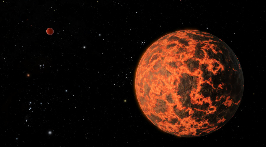 'Hot & steamy' atmosphere on Earth-like planet GJ 1132b raises hopes of alien life