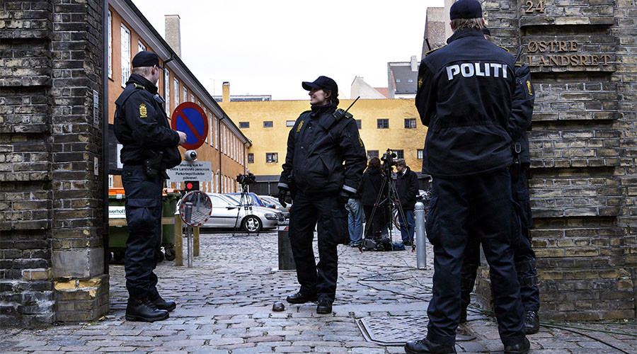 16yo suspected terrorist set for top secret trial in landmark Danish case