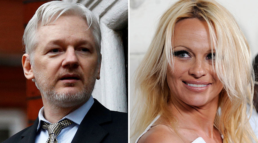 'Everyone deserves love': Pamela Anderson opens up about 'affair' with Julian Assange