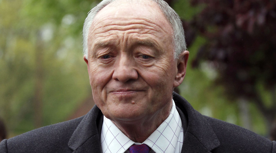 'I never rush to accept anything US says,' Ken Livingstone tells RT after Syria strike (VIDEO)