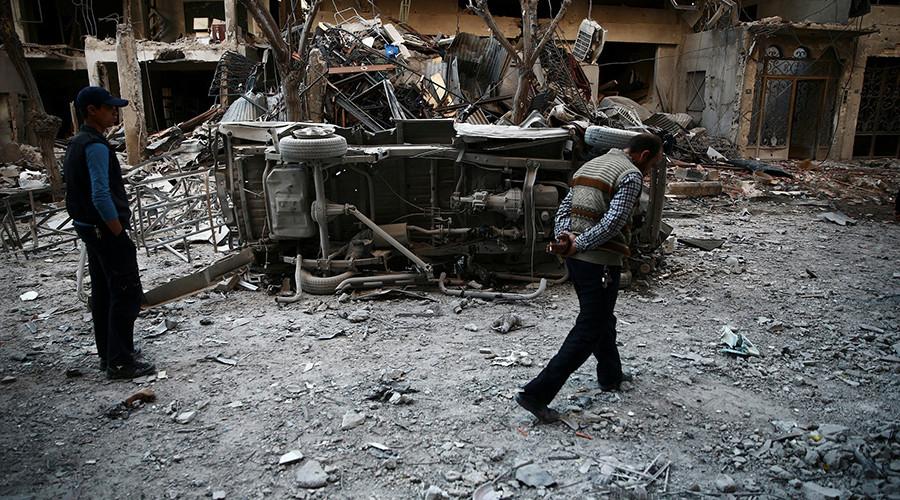 US Senators call for 'hybrid tribunal' for Syrian war crimes