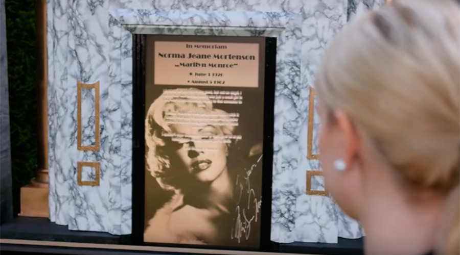 Death goes digital: Interactive tombstones with video, photo content now available