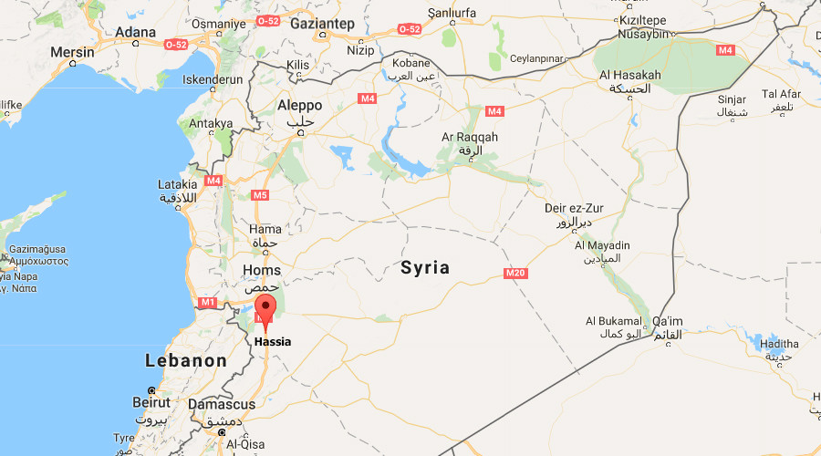 Multiple casualties as bomb hits bus south of Syrian city of Homs – reports