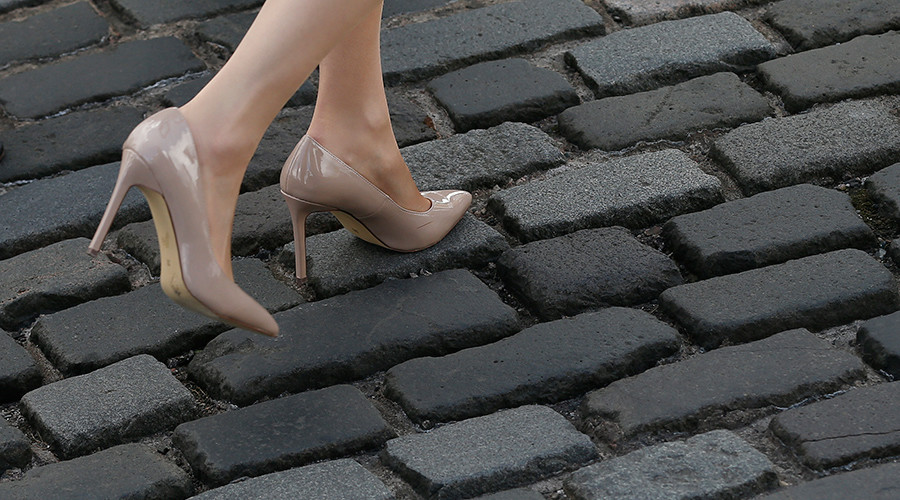 Head over heels: Local Canadian gov votes to end discriminatory dress codes