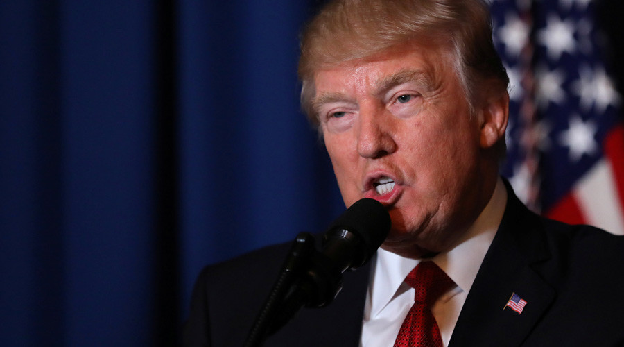 Trump to Congress on Syria strike: US to take additional action to further its national interests