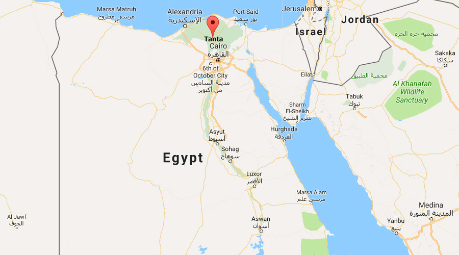 At least 15 dead after blast near church in Egyptian city
