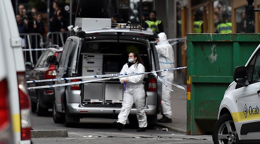 Sweden terrorist attack suspect was rejected refugee, showed IS sympathies – police