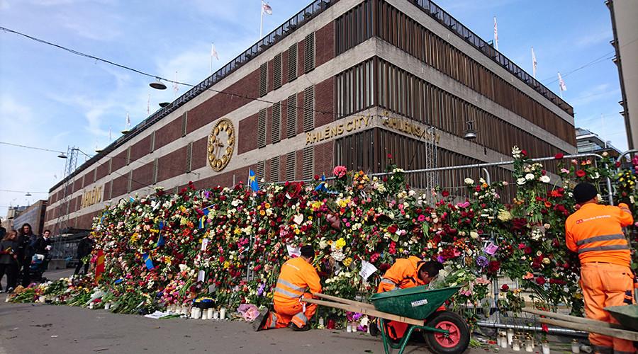 Stockholm store shamed online for planned sale of goods damaged in Friday attack