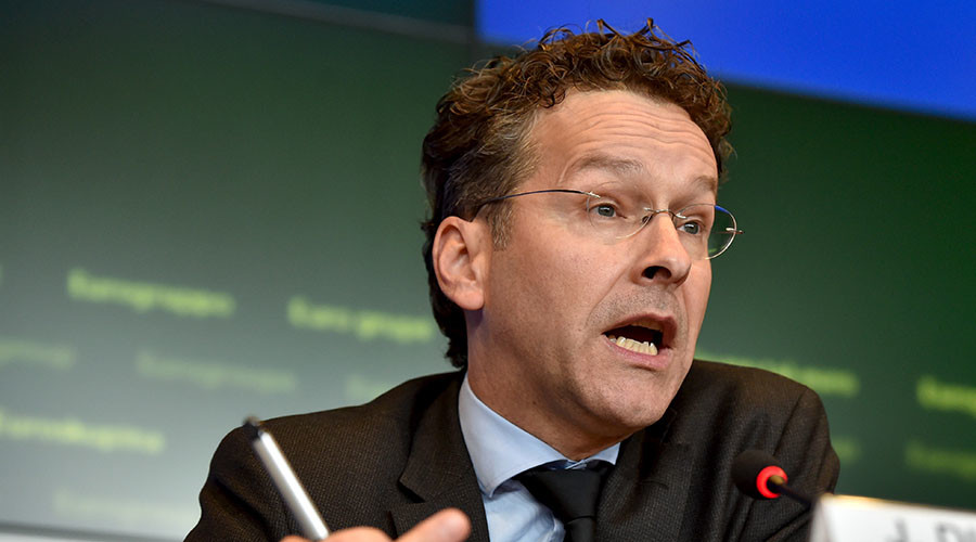 'Not a war crime': Eurozone chief defends himself after 'liquor & women' comments