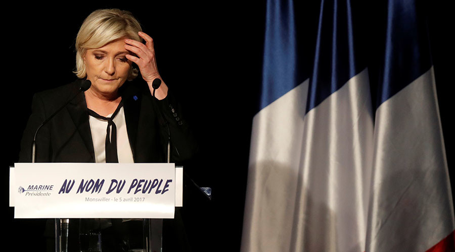 'France isn't responsible': Marine Le Pen's comment on 1942 Jewish roundup triggers outrage
