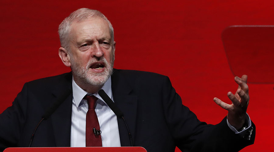 Syria could become US-Russian proxy war – Jeremy Corbyn