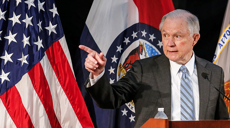 AG Sessions scraps forensic science panel, suspends FBI testimony review