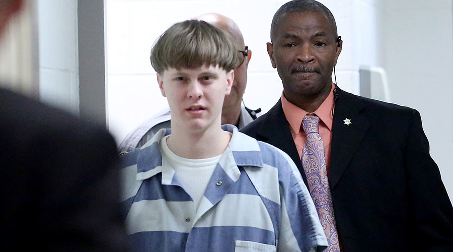 Charleston church shooter Dylann Roof gets 9 life sentences under state charges
