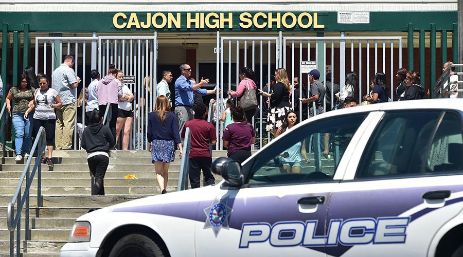 1 child, 2 adults dead in San Bernardino school murder-suicide
