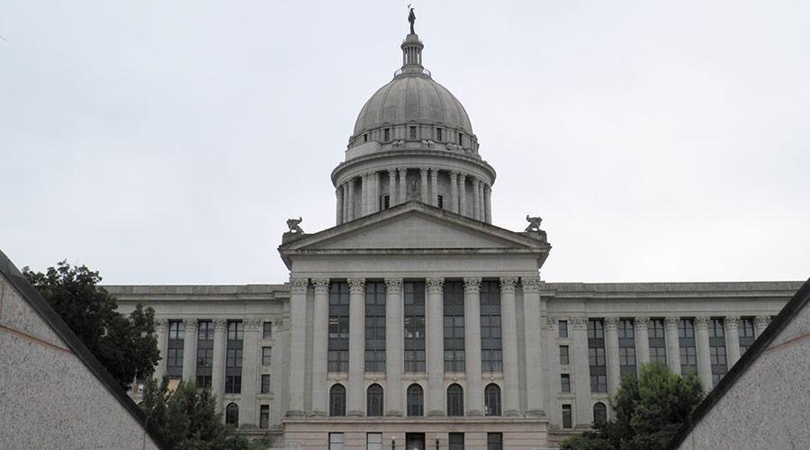 'Cross-dressers in the building': Oklahoma Capitol warned of LGBT student visit