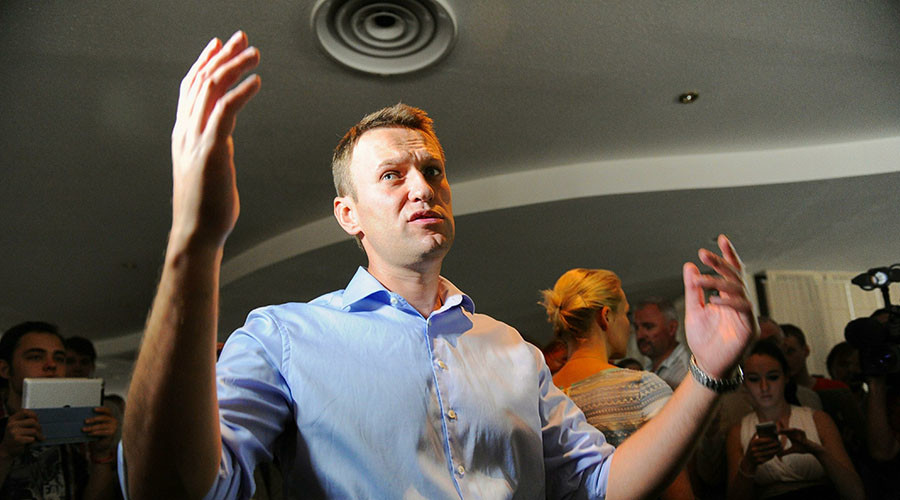 Billionaire businessman to sue Navalny for slander