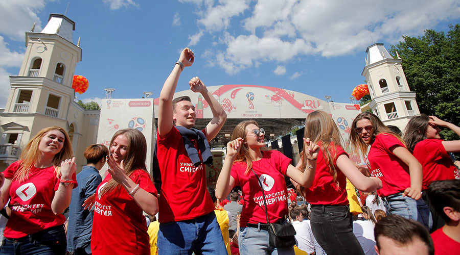 'Biggest in history': World Cup Russia 2018 volunteer program sees 175,000 applications