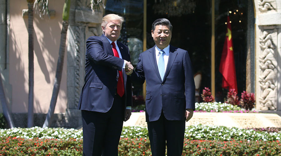 Trump: Xi will get better deal from US if China solves North Korean problem