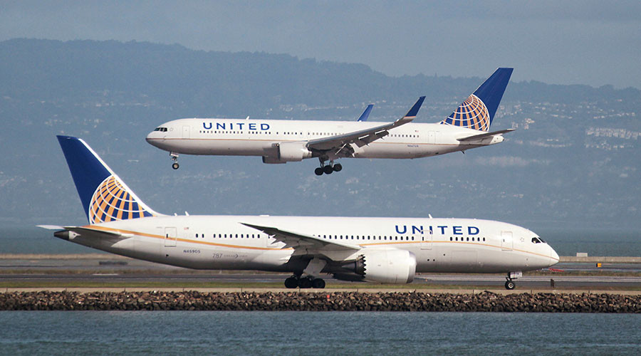 United Airlines stock plummeted by over $800mn after passenger fiasco