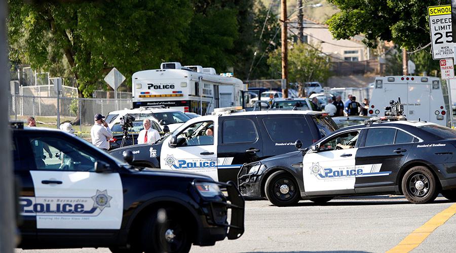 San Bernardino gunman was pastor, Navy vet with record of violence