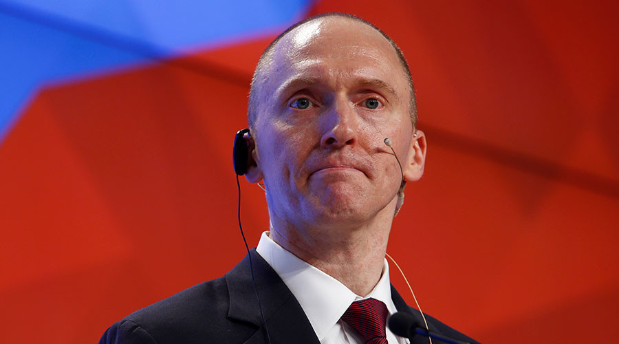 Federal Bureau of Investigation  obtained FISA warrant to monitor former Trump adviser