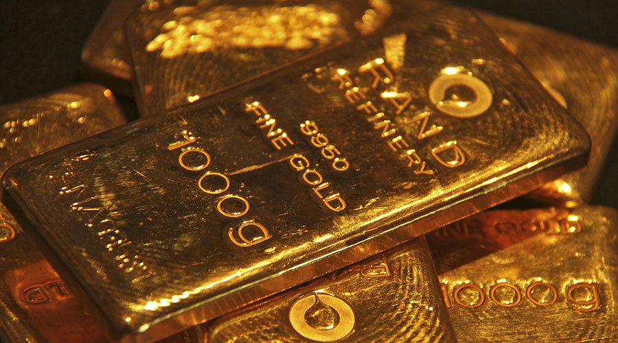 Gold price soars to 5-mth high on geopolitical unrest