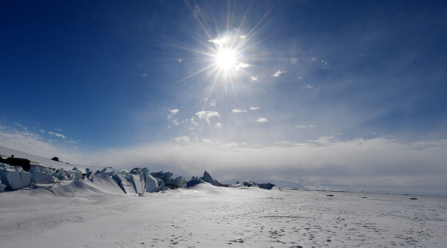 China selects site for its first Antarctic airfield