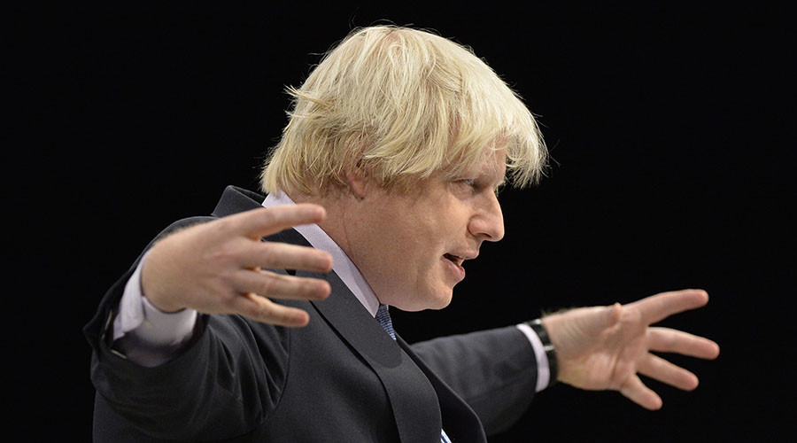 Not just Spicer! Back in 2013, Boris Johnson also said 'not even Hitler used chemical weapons'