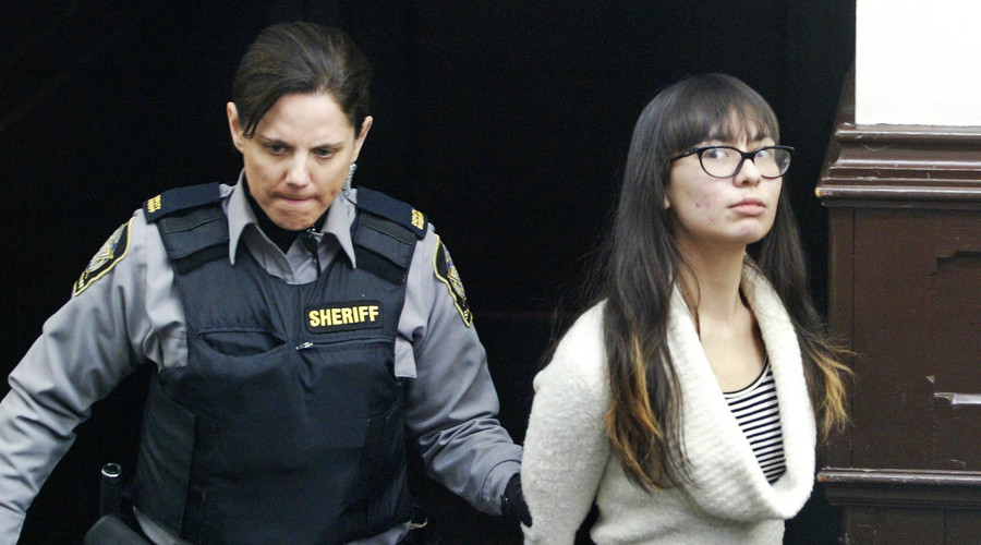 US woman admits plot for Valentine's Day mall massacre in Canada
