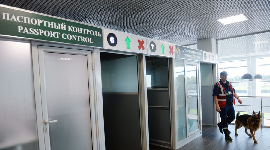 Duma committee approves foreign travel ban for Russian police