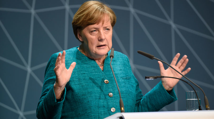 Merkel urges random police checks in Germany following Dortmund attack