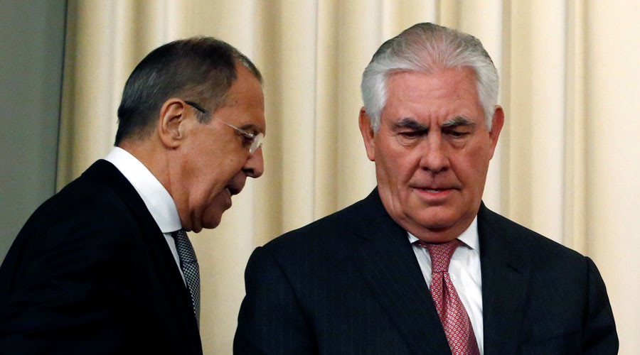 Tillerson backs down on ultimatum mission to Russia