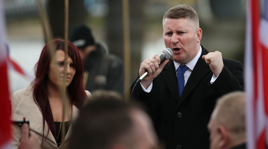 'Stop being racist to Muslims or die,' hackers tell far-right group Britain First