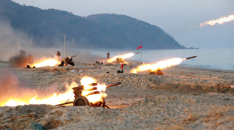 'We will go to war if they choose': N. Korea warns 'aggressive' Trump not to provoke Pyongyang