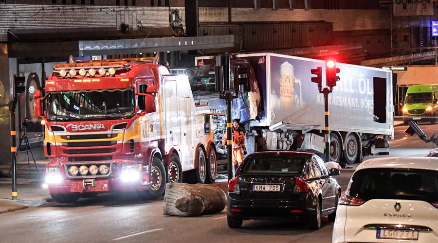 Suspect in Stockholm attack that killed 4 & injured 15 is ISIS member – Uzbekistan FM