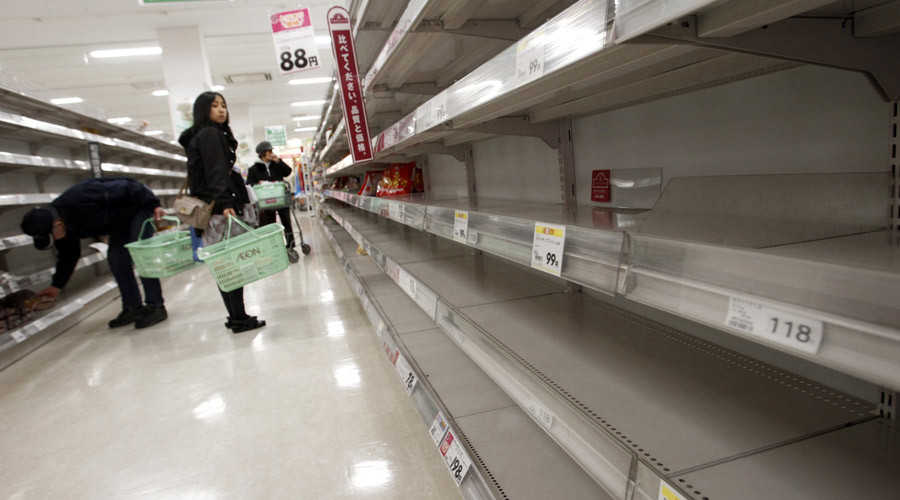 Potato chip prices spike in Japan due to panic buying