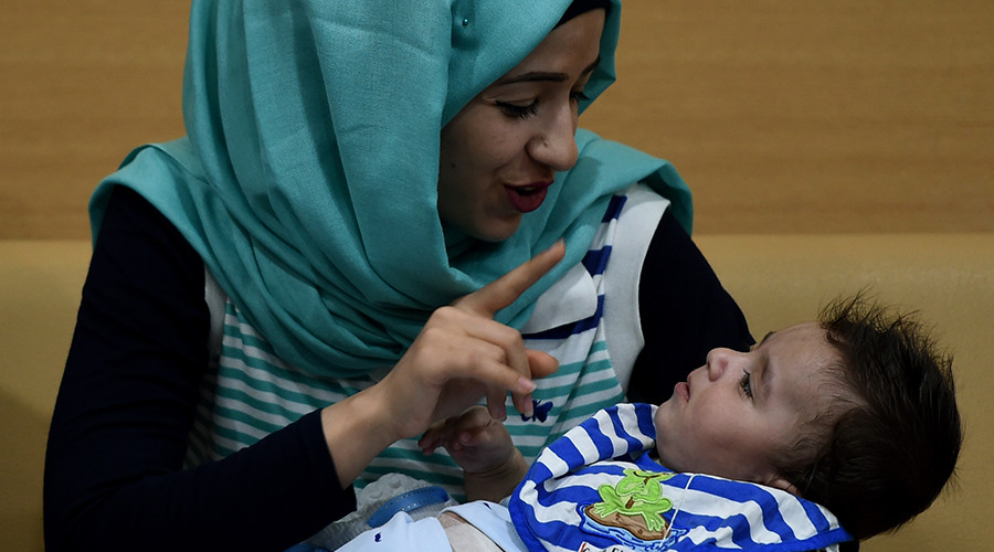 8-limbed baby undergoes successful 3-stage surgery in India