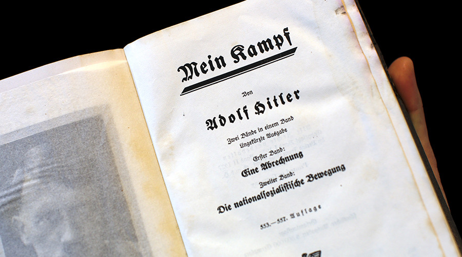 Hitler's Mein Kampf returns to Japanese schools as 'teaching material'