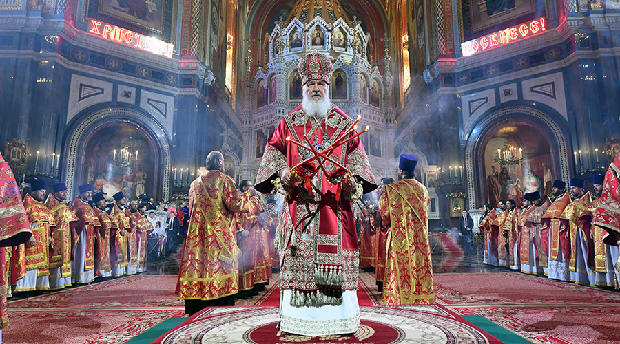 A guide to Easter in Russia