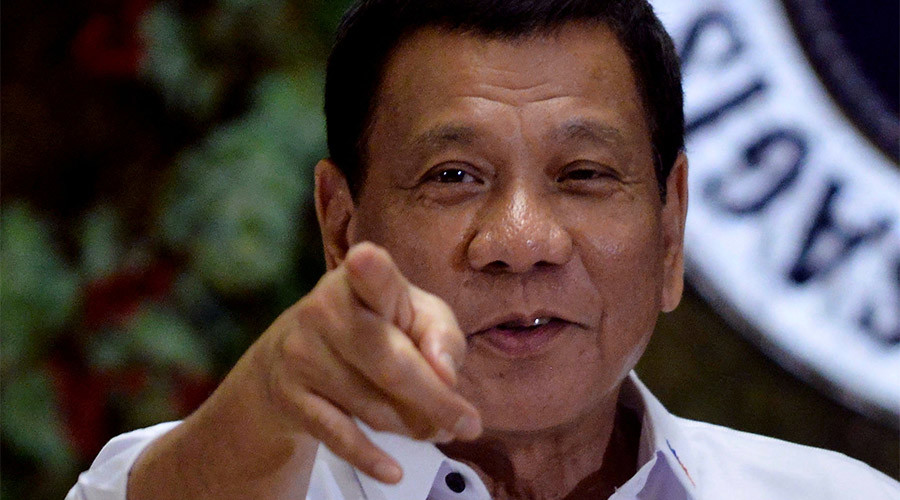 'The Punisher' Duterte wins TIME's 2017 most influential person poll