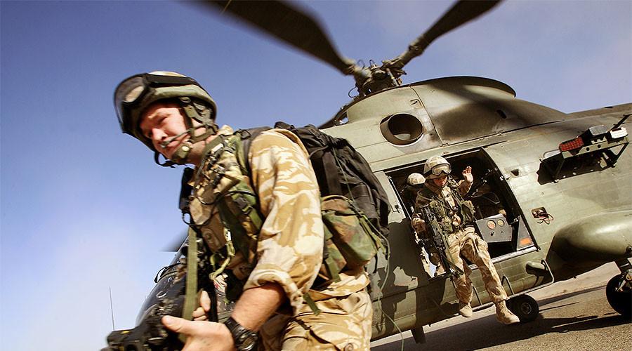 Hundreds of British troops sent to South Sudan as humanitarian crisis looms