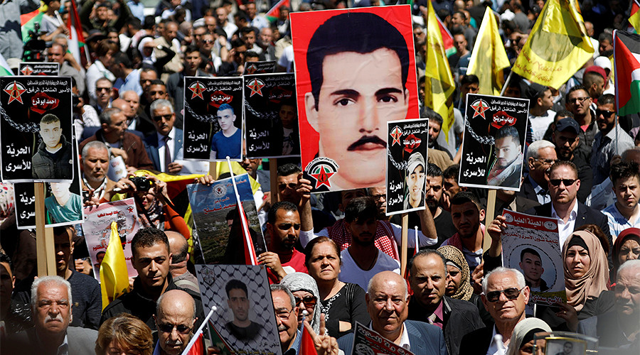 'Terrorists getting what they deserve': Israel refuses to negotiate with Palestinian hunger strikers