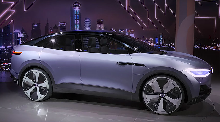 Volkswagen to challenge Tesla with line of affordable electric cars