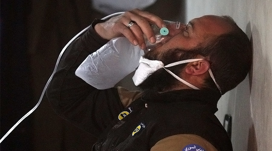 Sarin used in deadly Syria attack, chemical weapons watchdog confirms