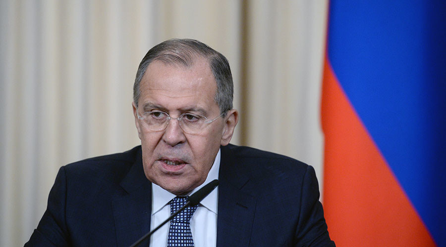 British chair to both OPCW probes on Syria 'chemical attack' is against int'l principle – Lavrov