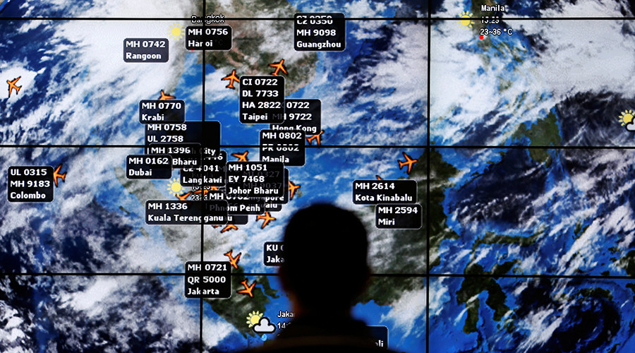 In plane sight: Malaysia Airlines first in line to use satellite tracking for fleet