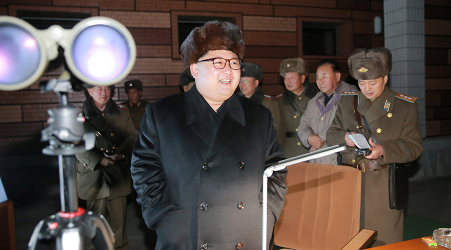 North Korea 'bombs US' in mock-up video for Kim Il Sung's 105th birthday (VIDEO)
