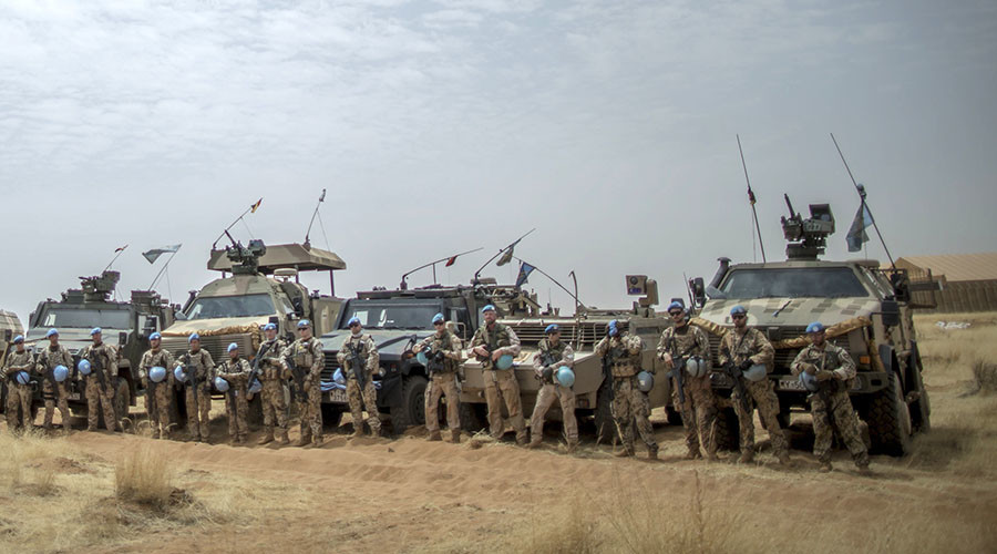 'Dust & rocky roads' made half of German combat vehicles in Mali inoperative – media